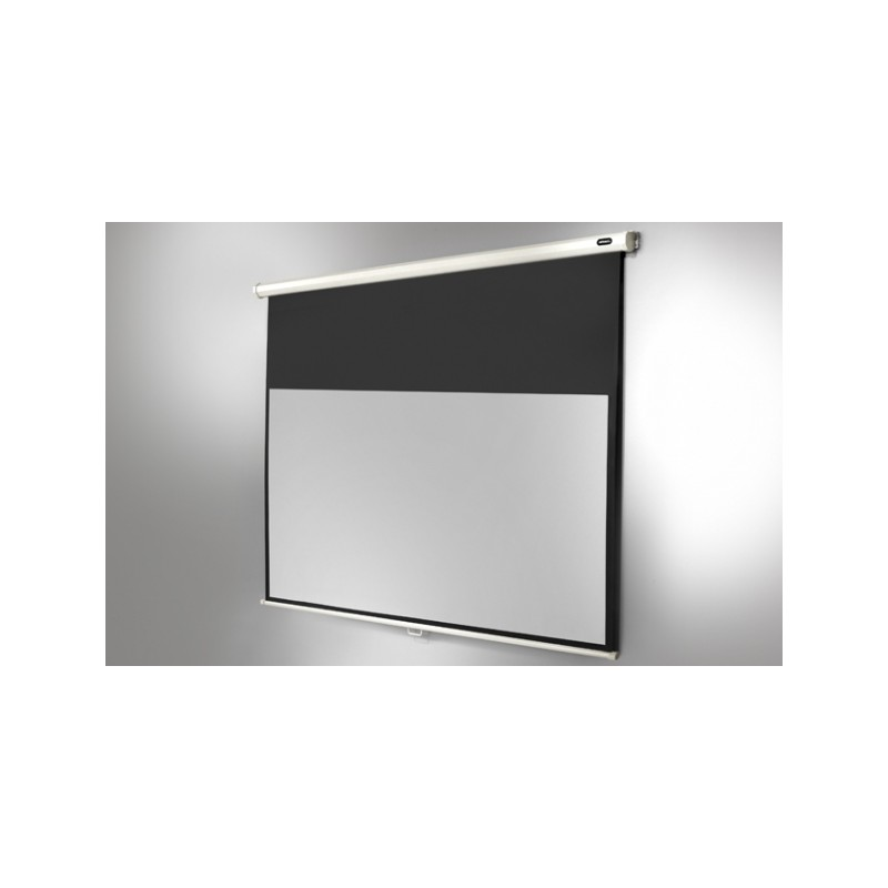 Manual Economy 200 x 113 cm ceiling projection screen - image 11639