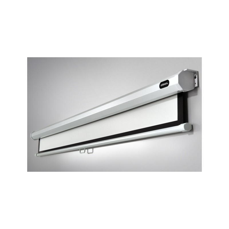 Manual Economy 240 x 180 cm ceiling projection screen