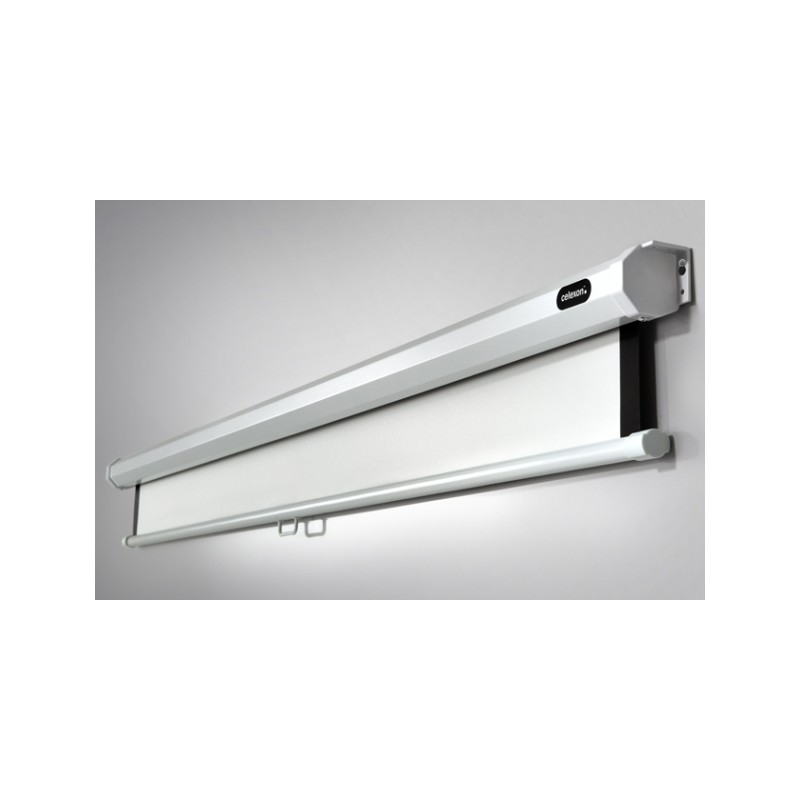 Manual Economy 280 x 280 cm ceiling projection screen