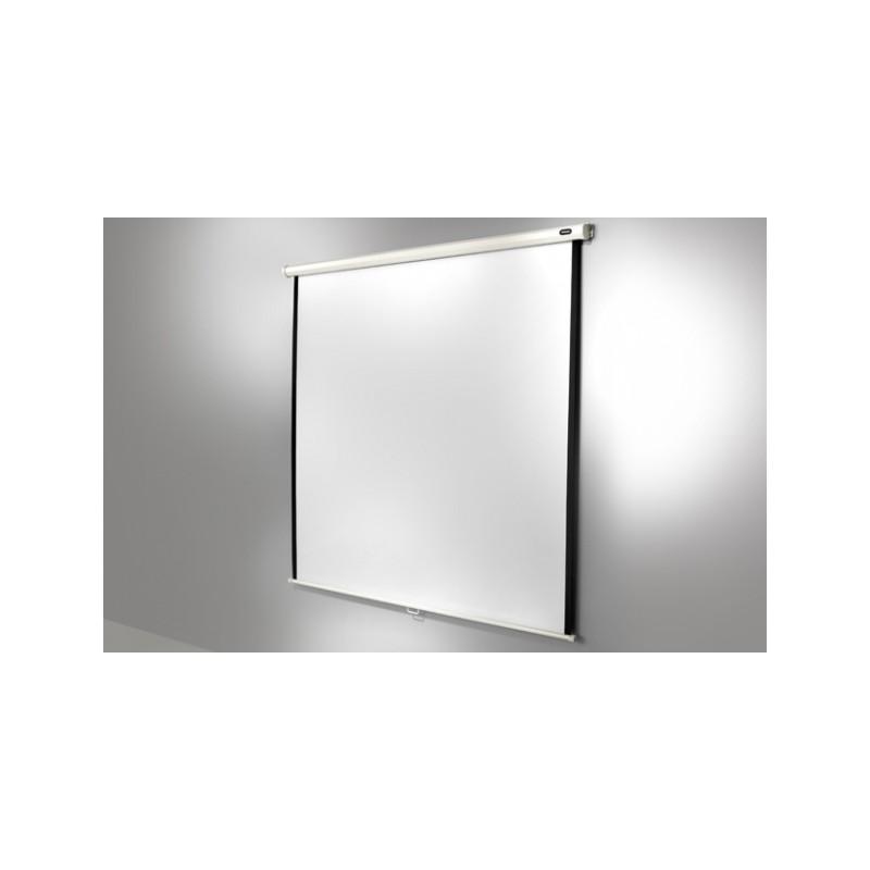 Pantalla de proyección de techo de 280 x 280 cm manual de economía - image 11657