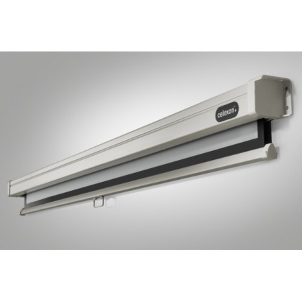 Manual PRO 160 x 90 cm ceiling projection screen