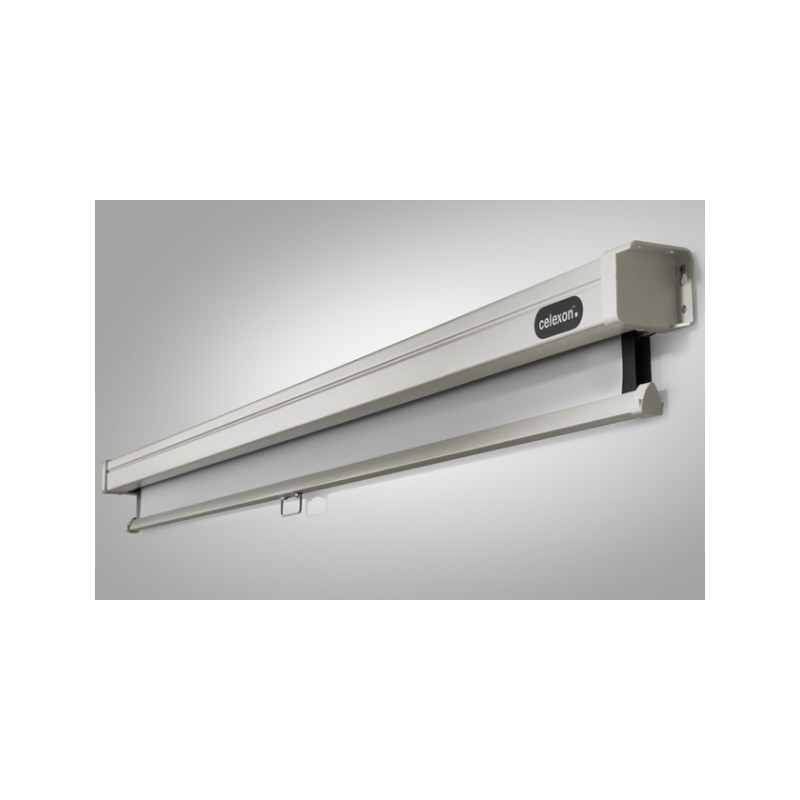 Manual PRO 180 x 180 cm ceiling projection screen
