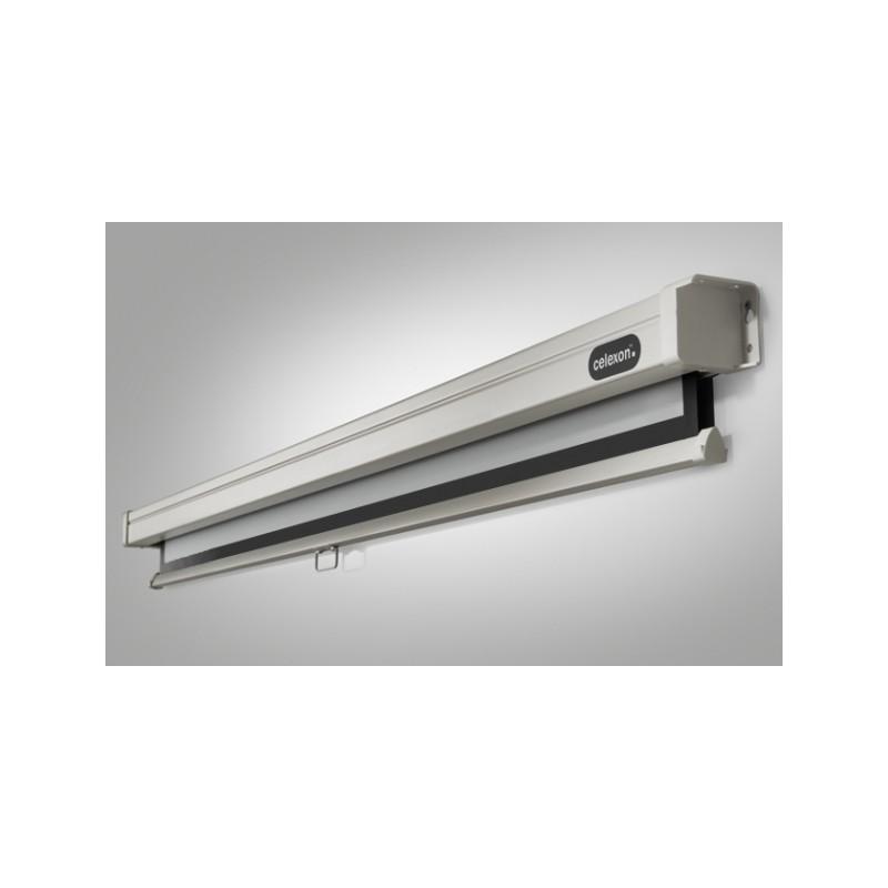 Pantalla de proyección de techo de 280 x 210 cm manual de PRO - image 11700