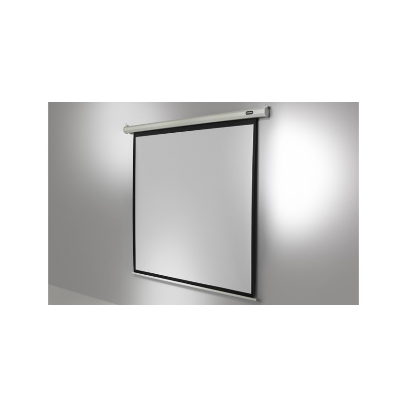 Economy-motorised 120 x 120 cm ceiling projection screen - image 11720