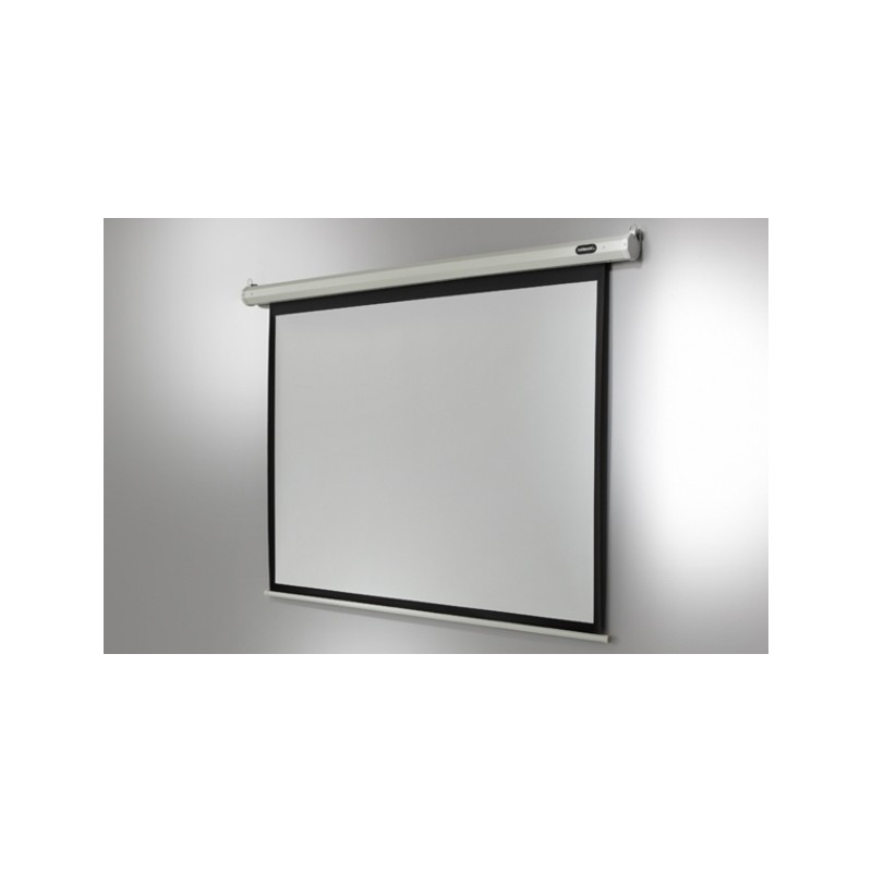 Economy-motorised 160 x 120 cm ceiling projection screen - image 11723