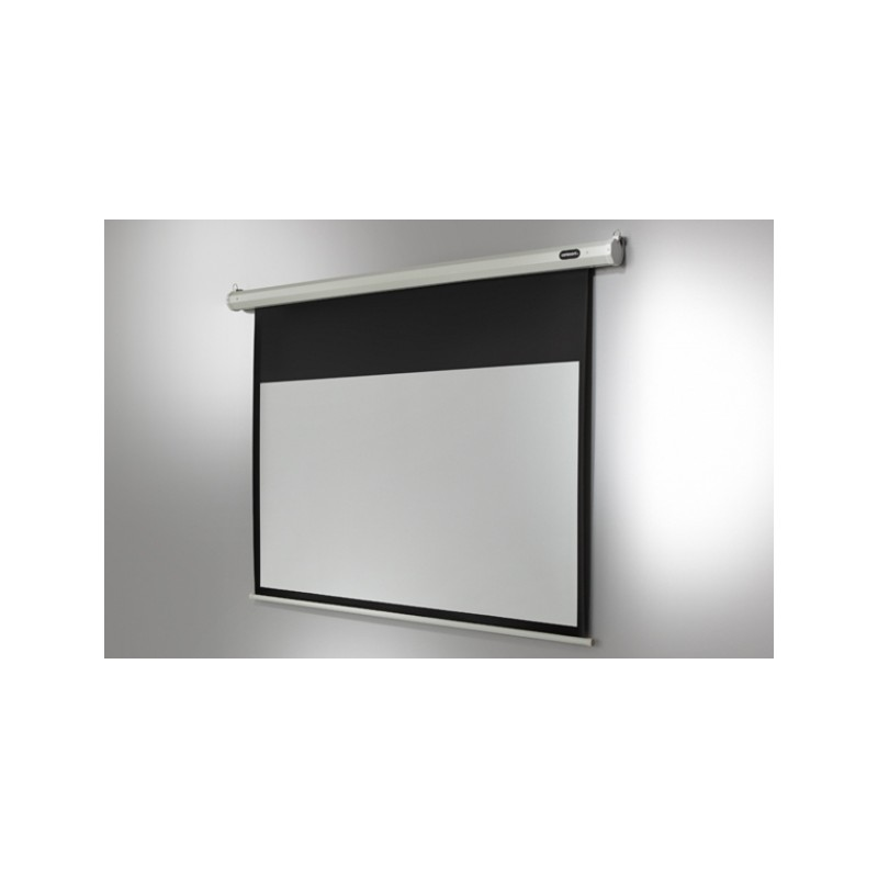 Economy-motorised 280 x 158 cm ceiling projection screen - image 11768
