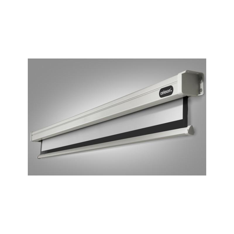A soffitto motorizzato schermo di proiezione di PRO 160 x 120 cm - image 11788