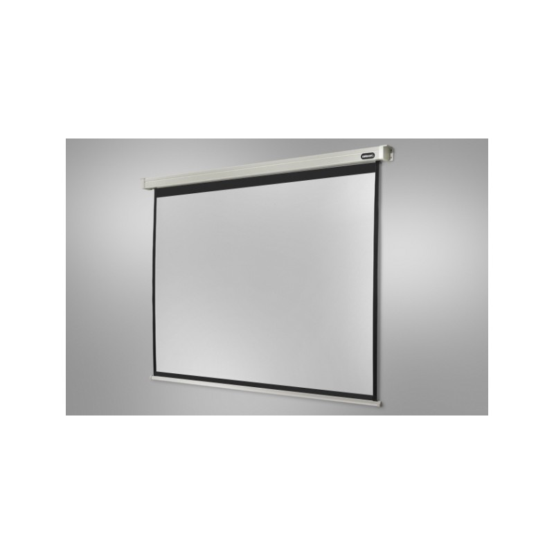 Ceiling motorised PRO 160 x 120 cm projection screen - image 11789