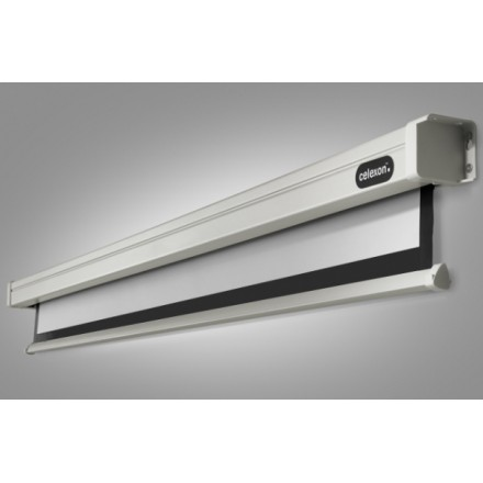 Ceiling motorised PRO 240 x 180 cm projection screen