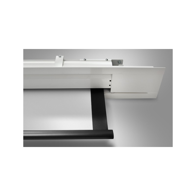 Built-in screen on the ceiling ceiling Expert motorized 160 x 160 cm - image 11907