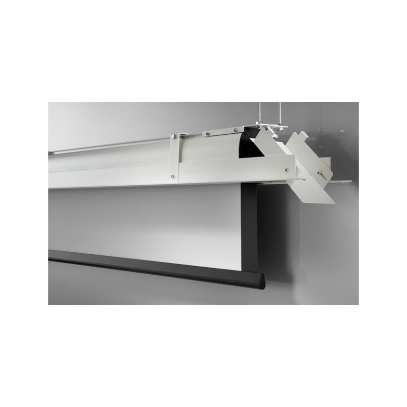 Built-in screen on the ceiling ceiling Expert motorized 160 x 160 cm - image 11909