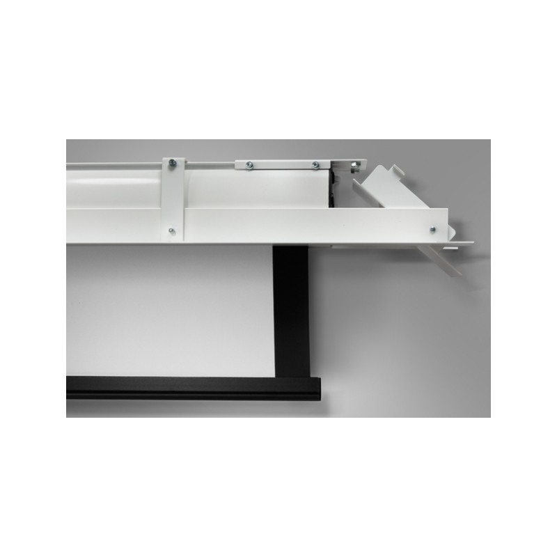 Built-in screen on the ceiling ceiling Expert motorized 200 x 200 cm - image 11936