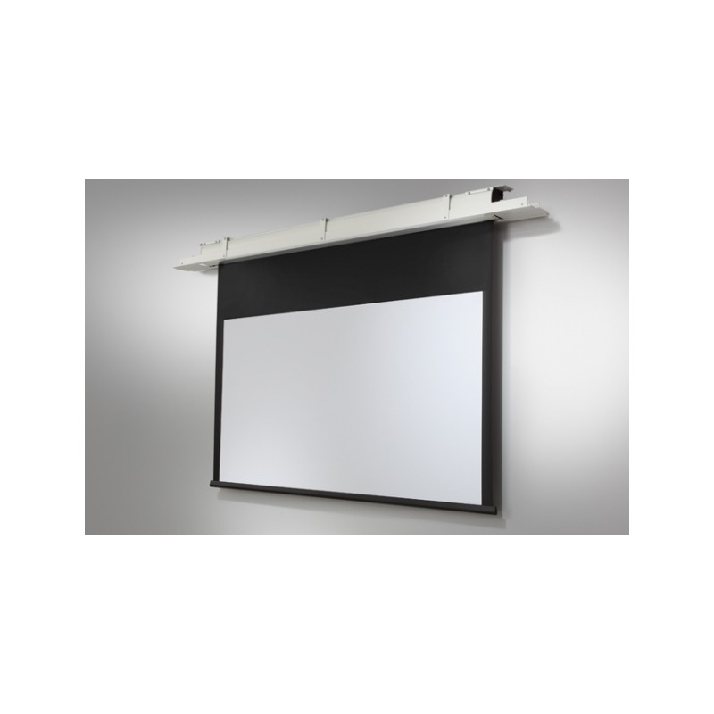 Built-in screen on the ceiling ceiling Expert motor 220 x 124 cm