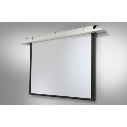 Built-in screen on the ceiling ceiling Expert motorized 250 x 190 cm