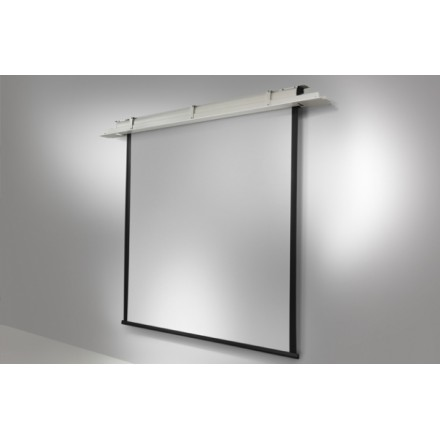 Built-in screen on the ceiling ceiling Expert motorized 250 x 250 cm