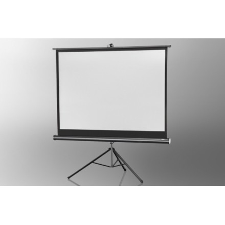 Projection screen on foot ceiling Economy 158 x 118 cm