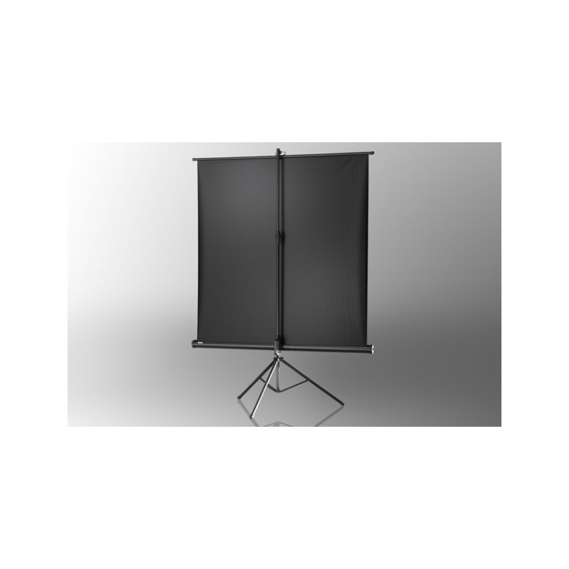 Projection screen on foot ceiling Economy 184 x 104 cm - image 12037