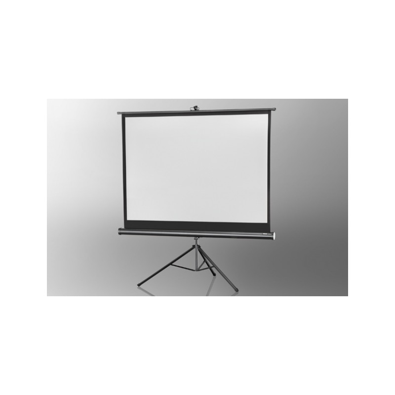 Projection screen on foot ceiling Economy 211 x 160 cm - image 12048