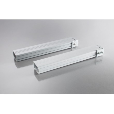 Tube extension of 40-70cm for the embossed 1200W - white