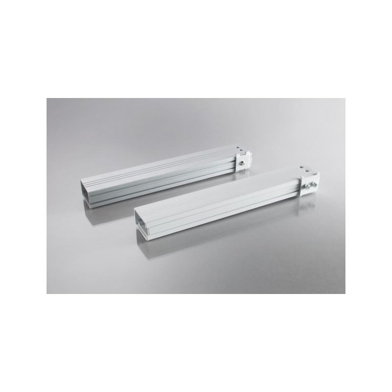 Prolongación de tubo de 40-70cm para el relieve 1200W - blanco