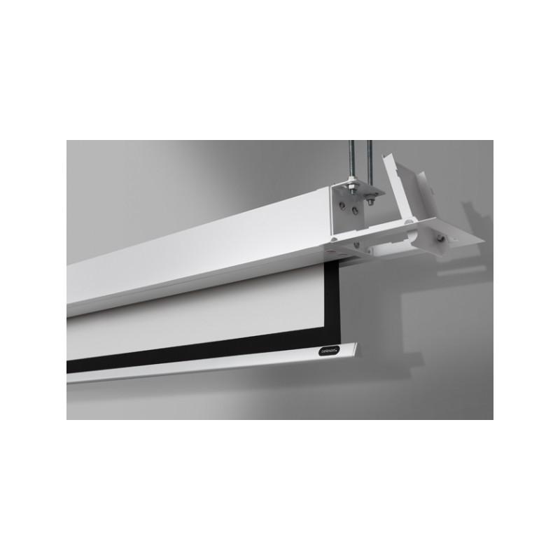 ecran encastrable au plafond celexon motoris pro 200 x 200 cm. Black Bedroom Furniture Sets. Home Design Ideas