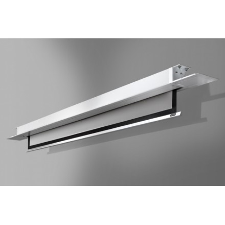 Built-in screen on the ceiling ceiling motorised PRO 240 x 240 cm