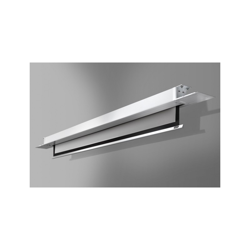 Built-in screen on the ceiling ceiling motorised PRO 280 x 210 cm