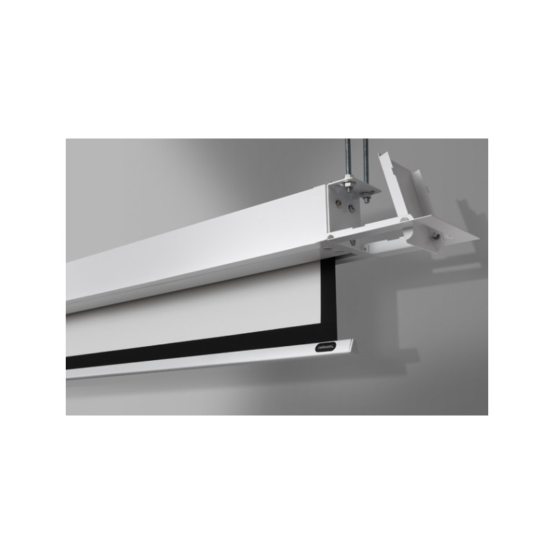Built-in screen on the ceiling ceiling motorised PRO 280 x 210 cm - image 12477