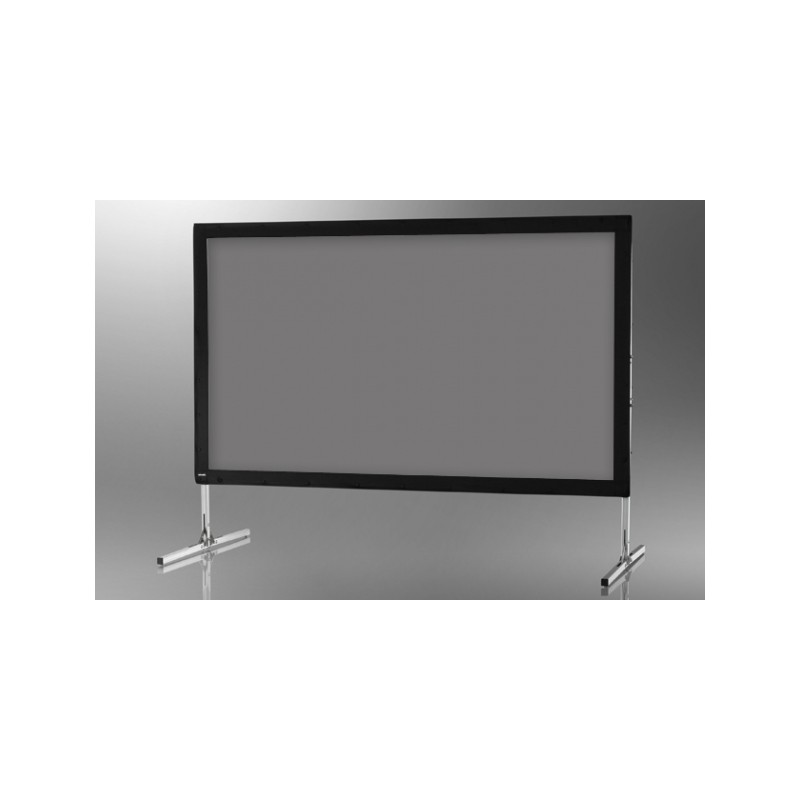 Projection screen on frame ceiling 'Mobile Expert' 305 x 190 cm, projection by l, rear - image 12526