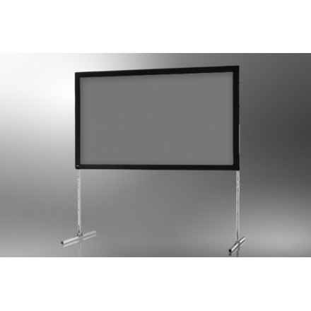 Projection screen on frame ceiling 'Mobile Expert' 406 x 254 cm, projection by l, rear