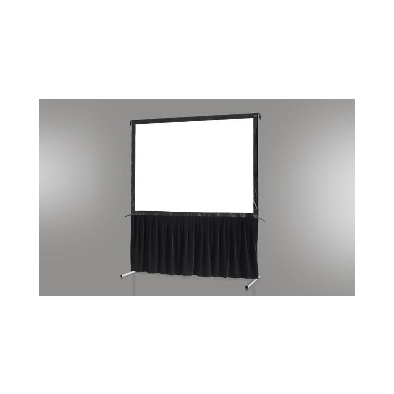 Kit de rideau 1 pièce pour les écrans celexon Mobile Expert 244 x 183 cm - image 12804