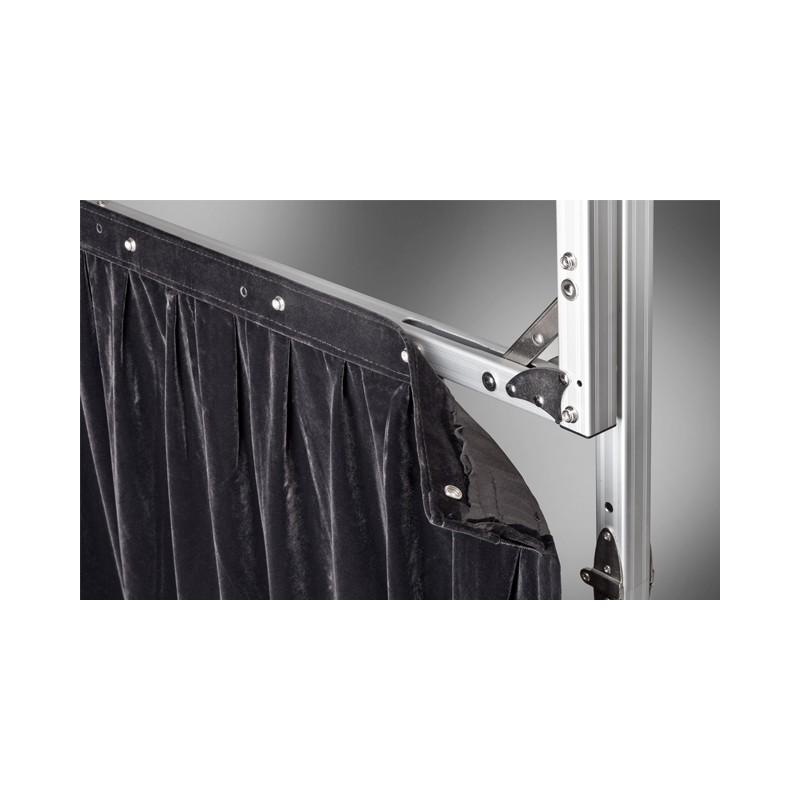 Kit de rideau 1 pièce pour les écrans celexon Mobile Expert 406 x 305 cm - image 12823