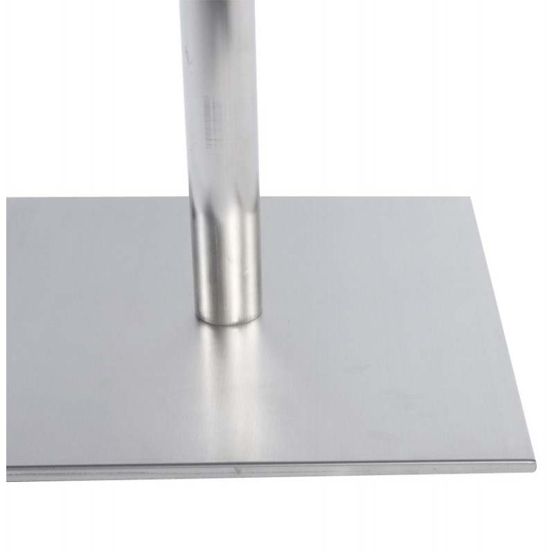Tabouret de bar moderne rotatif et réglable GARDON (blanc) - image 16375
