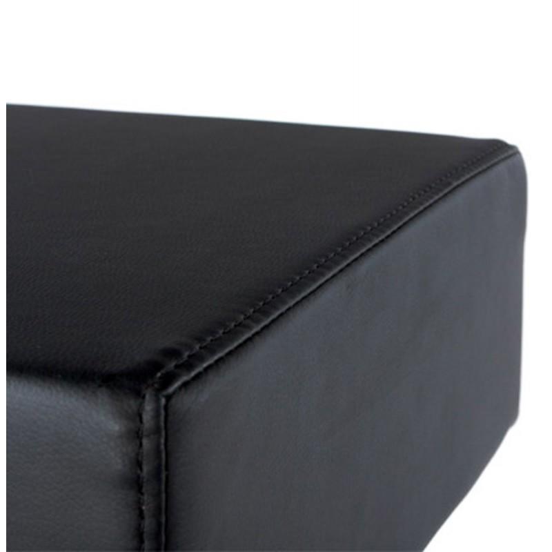 Design swivel bar stool OISE rotary (black) - image 16649