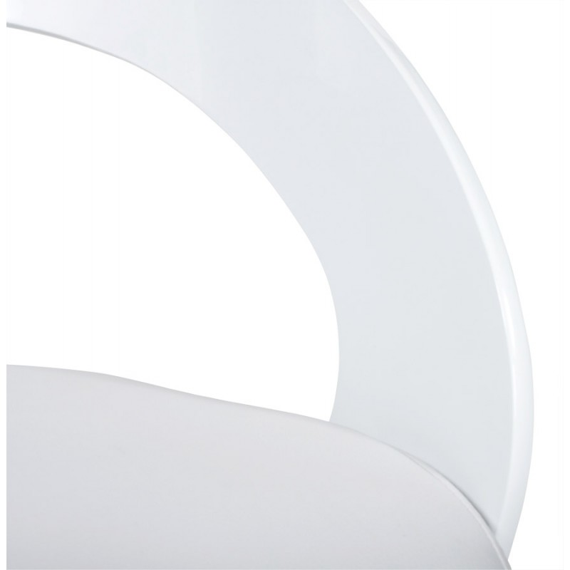 Chaise contemporaine LOING (blanc) - image 16748