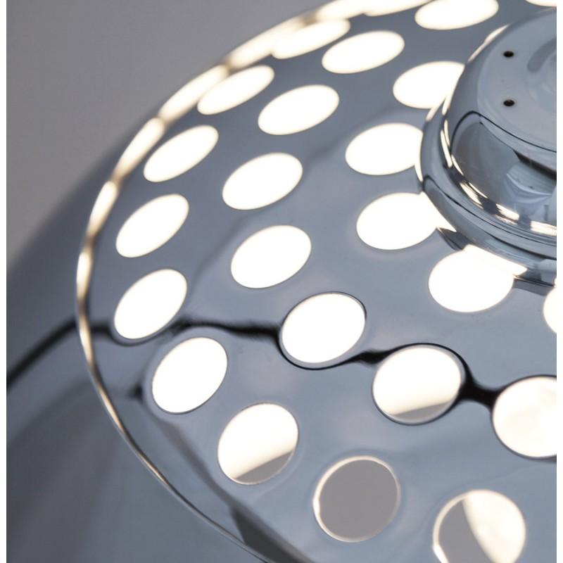 XL CHROME Design floor chrome steel lamp (great and chrome)