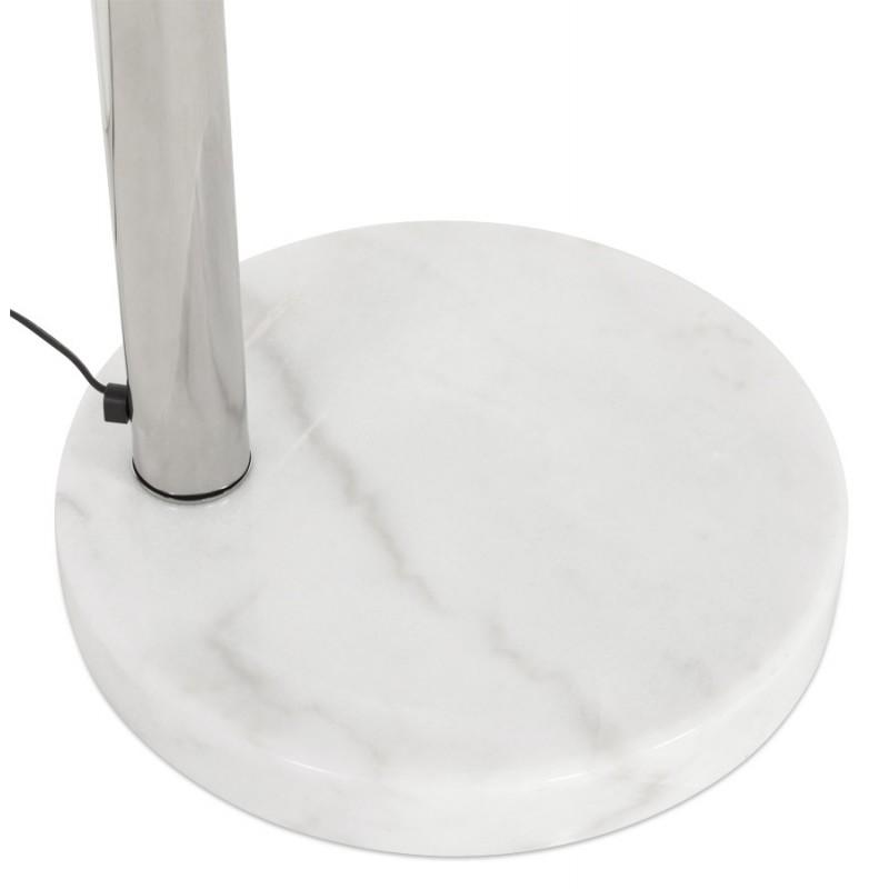 Lampe sur pied design 5 abat-jours ROLLIER en acier chromé (chromé) - image 17039