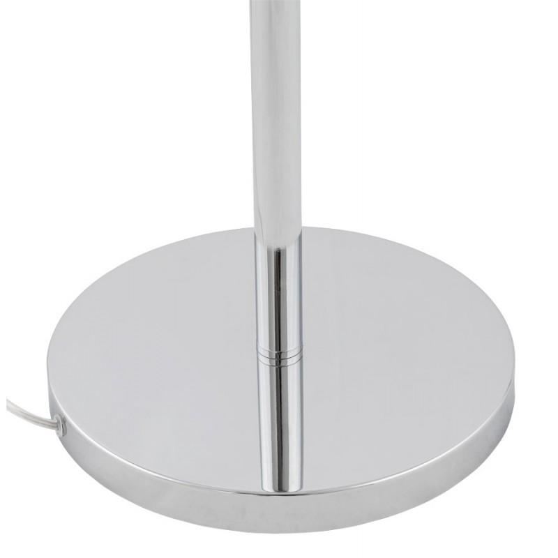 Lampe sur pied design 3 abat-jours TANGARA en acier chromé (chromé) - image 17088