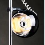 Design lampada tavolo metallo BATARA (nero)