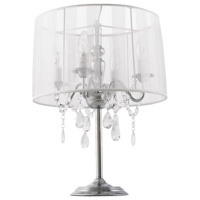 Design table BARGE metal lamp (white) - image 17381
