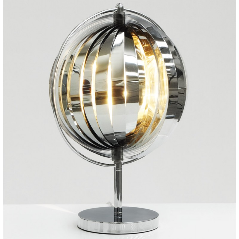 Design table lamp BECHE SMALL CHROME metal (chrome) - image 17388
