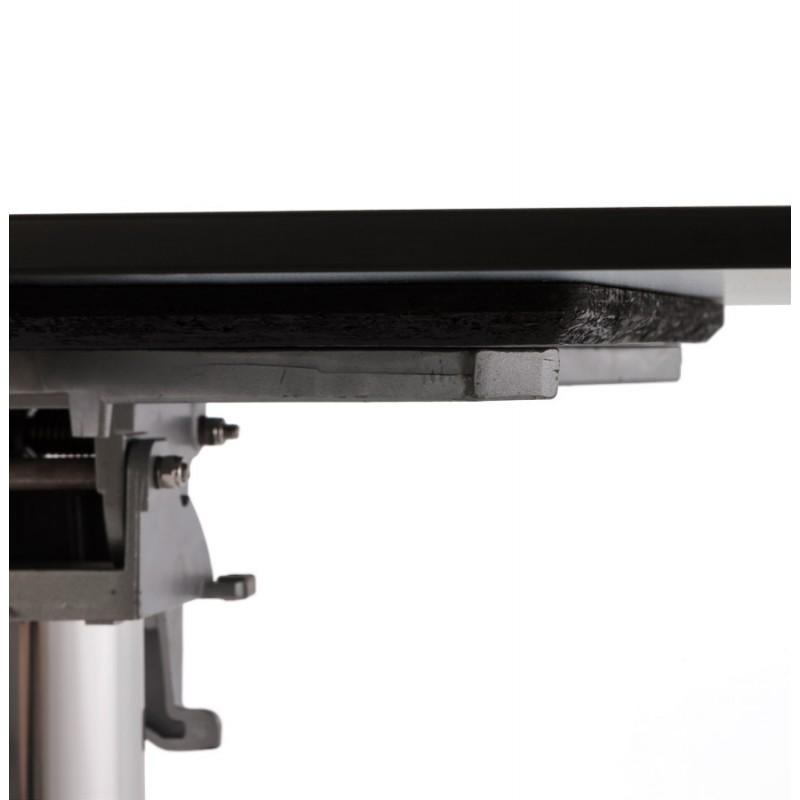 Plateau de table VERA rond en polymère (60cmX60cmX3cm) (blanc) - image 17430