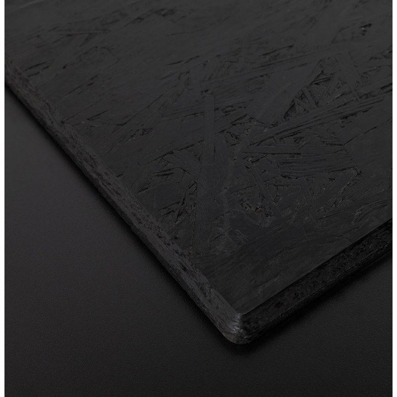 Runder Tisch LILAS Tablett polymer (68cmX68cmX3cm) (schwarz) - image 17443