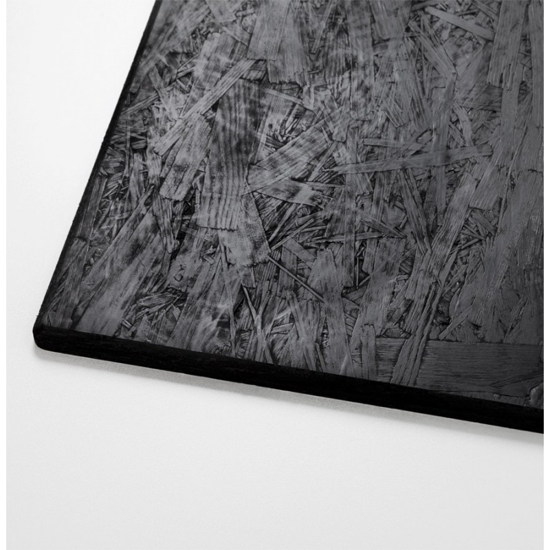 Plateau de table LILAS rond en polymère (68cmX68cmX3cm) (blanc) - image 17447