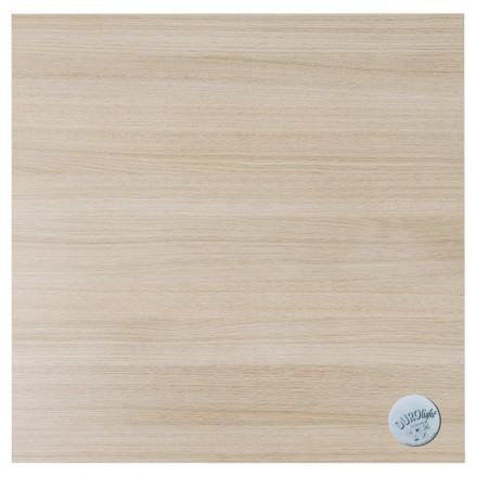 JASMINE table top square wood (68cmX68cmX5cm) (natural)