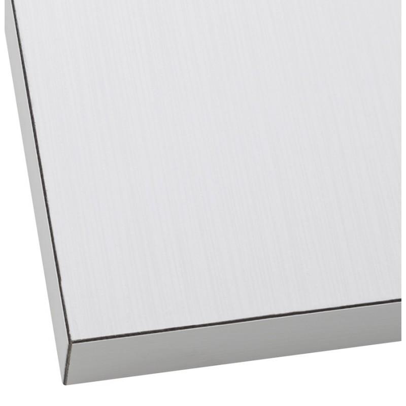 Plateau de table ROSA en bois ou dérivés (70cmX70cmX3cm) (blanc) - image 17585