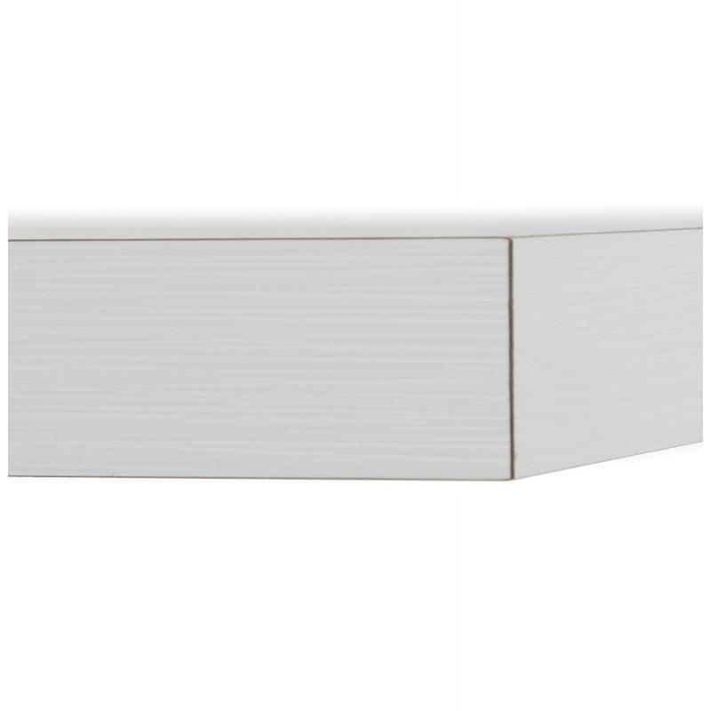 Plateau de table ROSA en bois ou dérivés (70cmX70cmX3cm) (blanc) - image 17588
