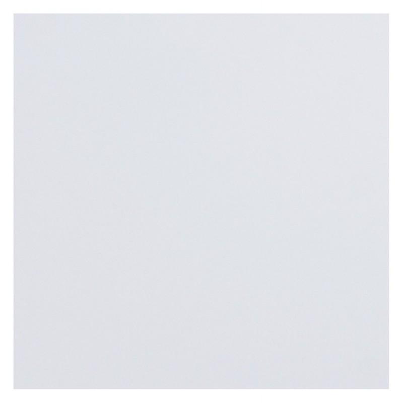 Plateau de table LEA carré en bois stratifié (60cmX60cmX2cm) (blanc)
