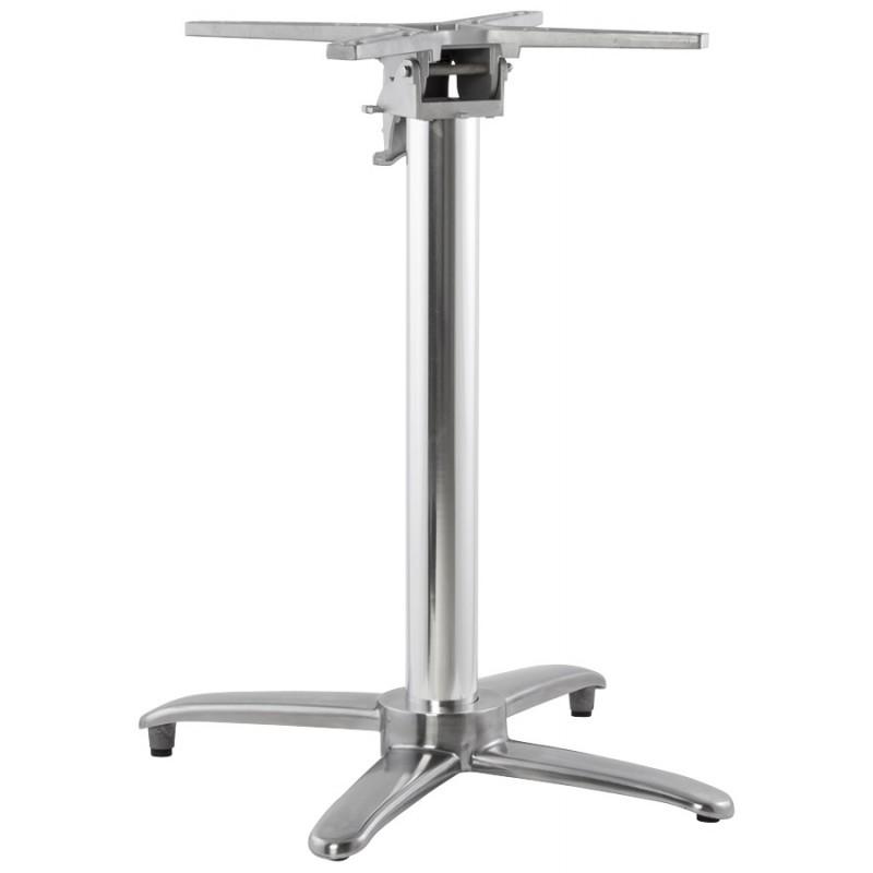 Table Leg Jane Shape Cross Aluminium 62cmx62cmx74cm
