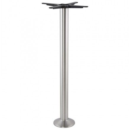 Round Table leg VERON metal (33cmX33cmX110cm)